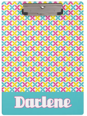 Clipboard Dry Erase Board - Candy Store - Designs by Dee's Hands  - 1