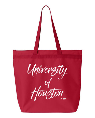 Coogs! Accessories - University of Houston Simple Tote