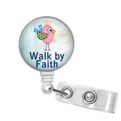 Walk by Faith - Badge Reel - Designs by Dee's Hands  - 1