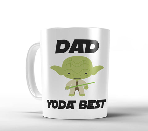 Yoda Best Personalized Mug, - Designs by Dee's Hands