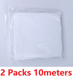 Ghost White 5/10/20 Melt-blown Non-woven DIY Fabric Craft Filter Cloth
