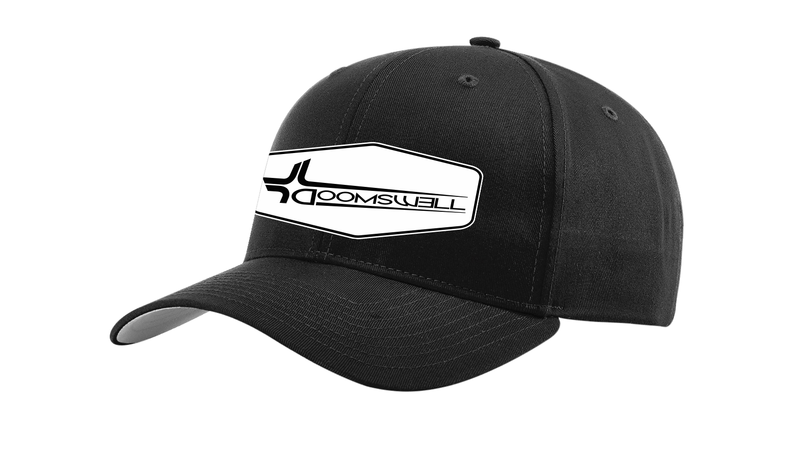 Doomswell Boarding Co. Hats Black OG Hat-Low Profile Black