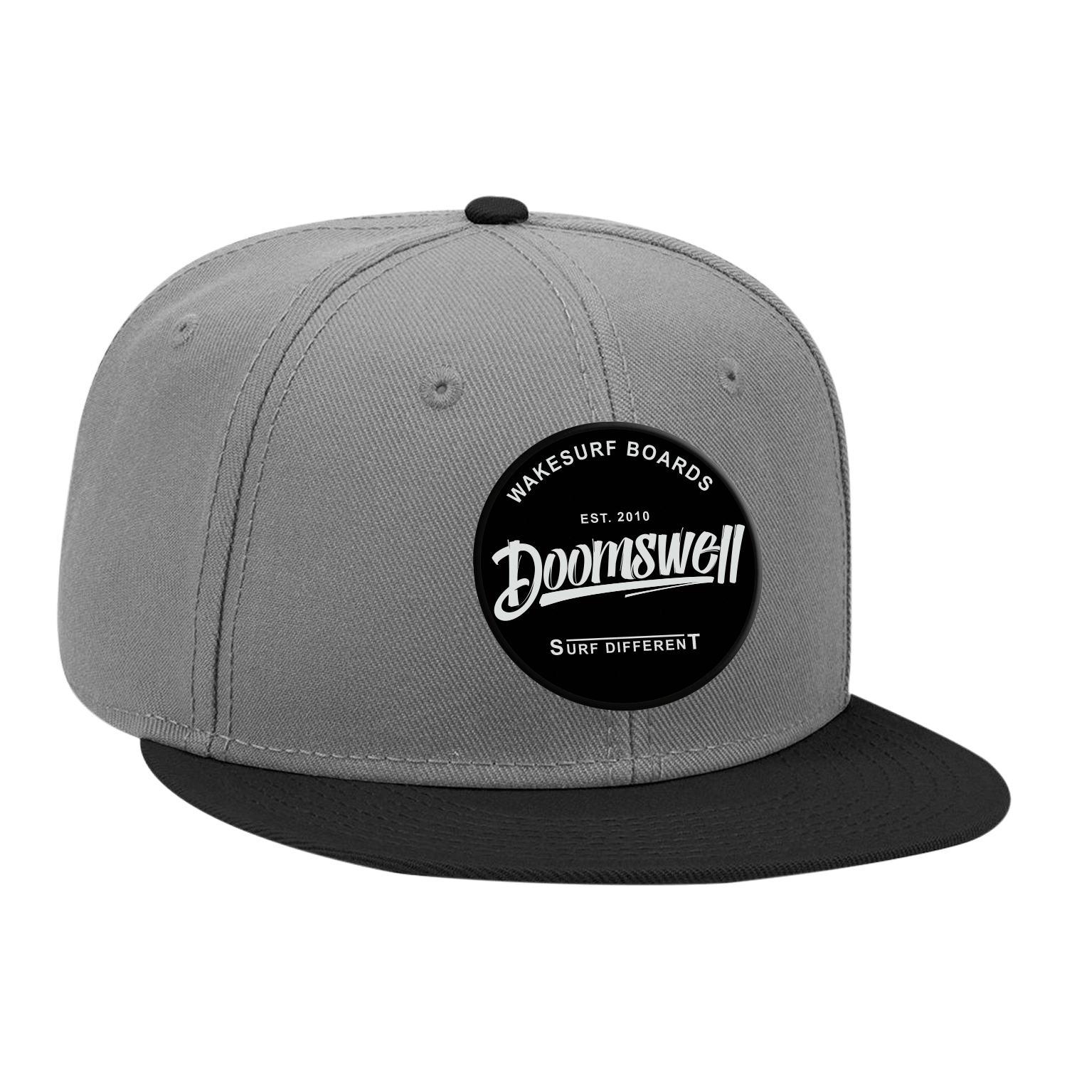 Doomswell Boarding Co. Hats Grey Seal Hat-Grey