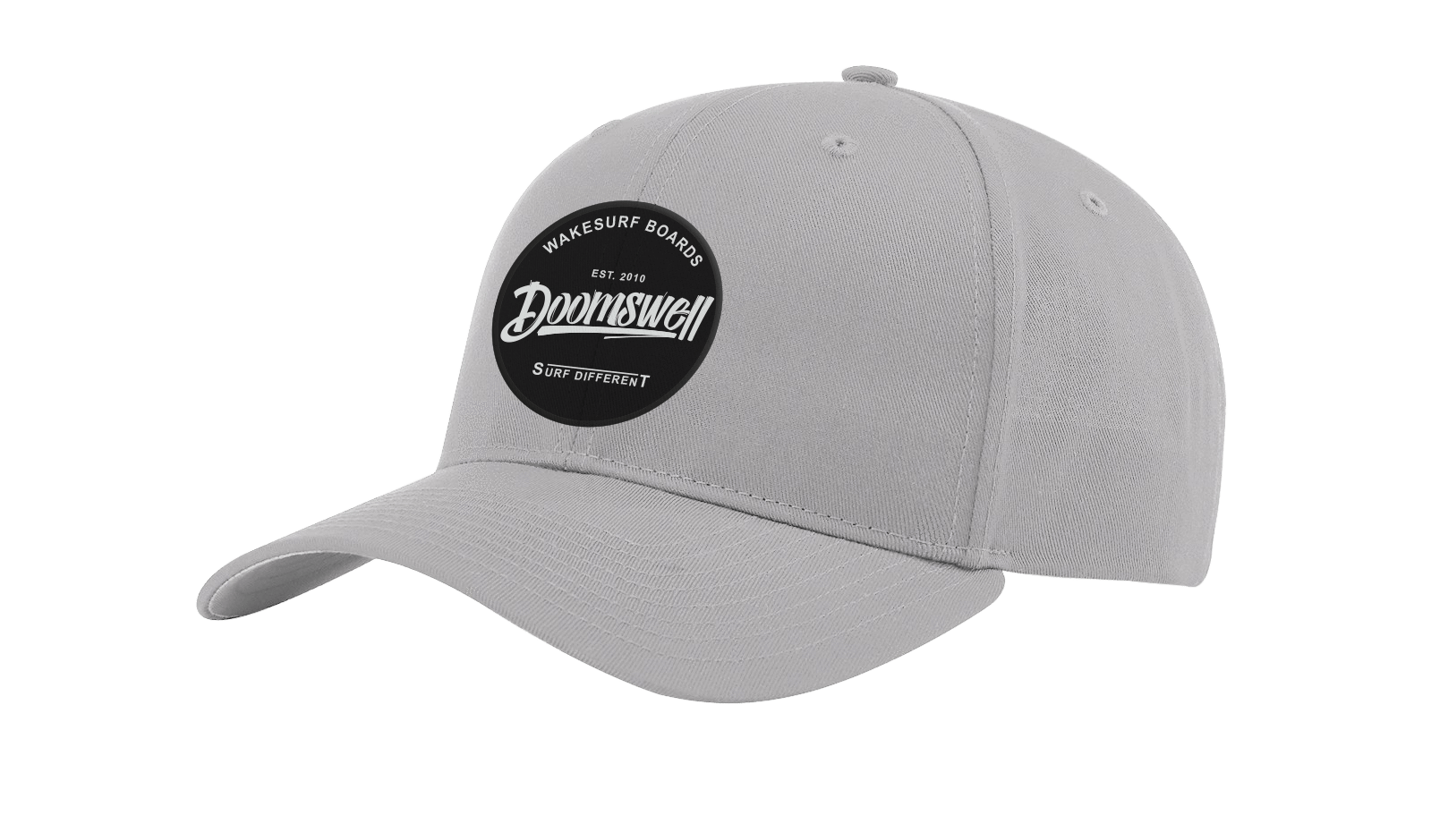 Doomswell Boarding Co. Hats Grey Seal Hat-Low Profile Grey