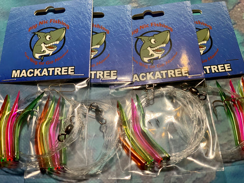 4 drop mackeral trees