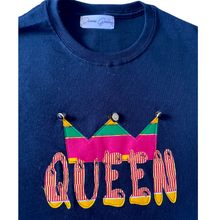 Load image into Gallery viewer, Queen- Unisex African Print T-Shirt