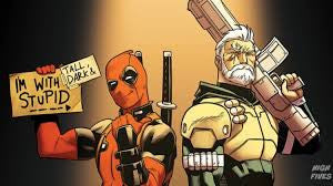 Dead pool 2: New Rumor Suggests Brad Pitt Could Play Cable....