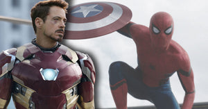 """Spider-Man: Homecoming"" Adds Robert Downey Jr. !!!!"