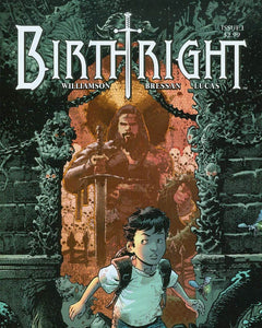 Birthright Comic is coming to the big screen....