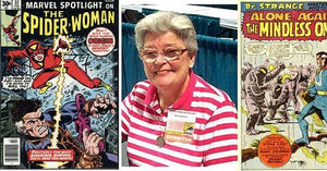Spider-Woman co-creator Marie Severin dies at age 89....