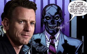 Birds of Prey Movie Casts Ewan McGregor as DC Villain Black Mask.