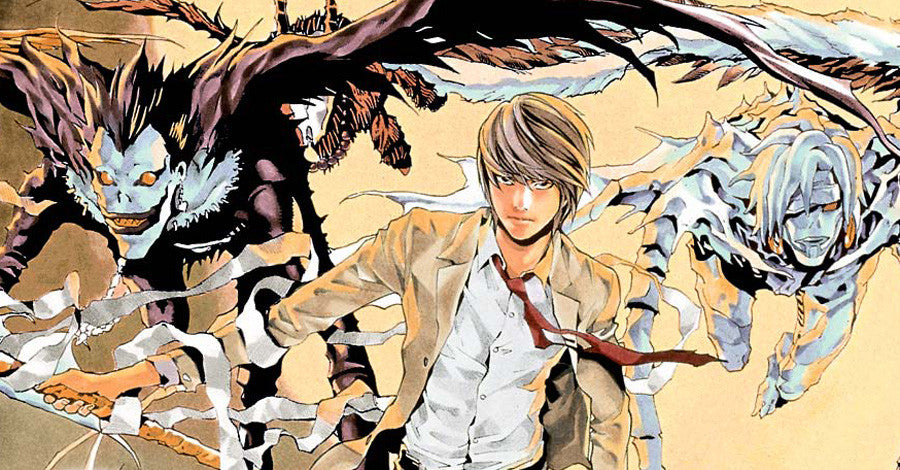 Ohio middle-school student suspended over 'Death Note' booklet  !!!!