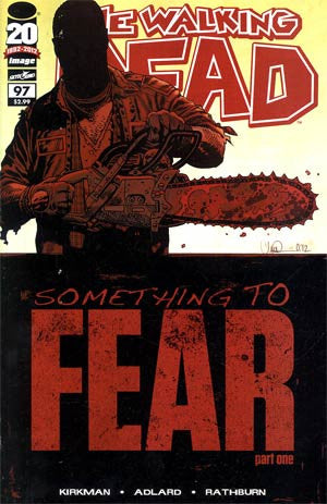 The Walking Dead # 97 Regular Cover,  First Print NM !!!!