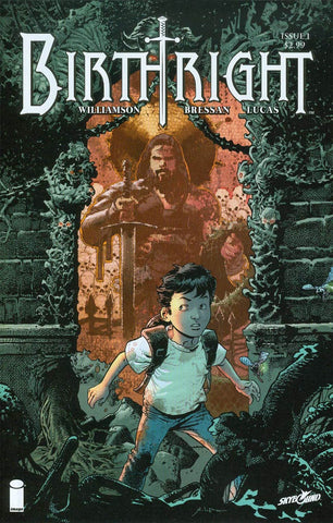 Birthright #1 Cover A 1st Ptg Regular Andrei Bressan . Movie Optioned...
