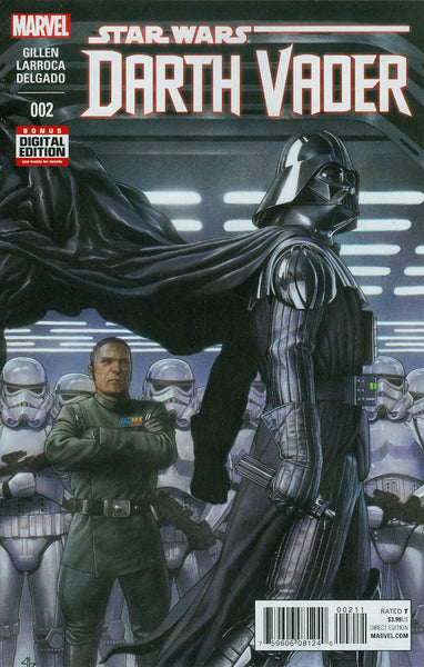 Darth Vader #2 Cover A 1st Ptg Regular Adi Granov Cover  NM   IN Stock !!!