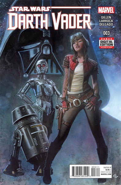 Darth Vader #3 Cover A 1st  Apprearance Aphra, Regular Cover 1st Print NM  IN Stock !!!!!!