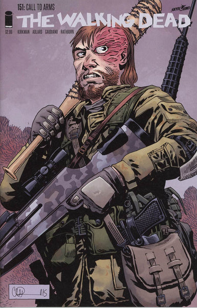 The Walking Dead  # 151   1st Ptg  NM  !!!  In Stock
