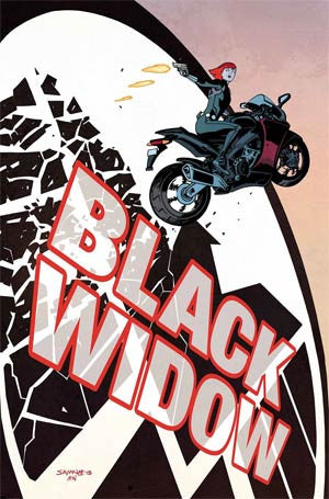 Black Widow Vol 6 #1 Cover A Regular CVR  #1 !!!