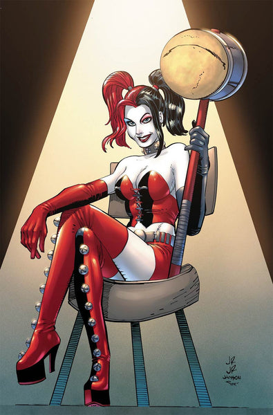 Harley Quinn Vol 2 #27 Cover B Variant  John Romita Jr Cover *NM*