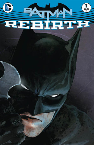Batman Rebrith #1 Cover A Regular Mikel Janin Cover .  *NM*