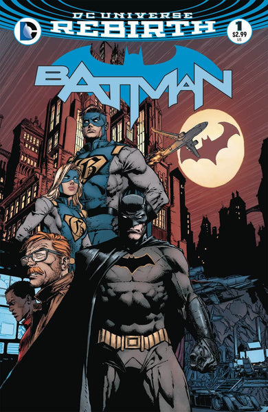 Batman Vol 3 #1 Cover A Regular David Finch & Matt Banning Cover   *NM*