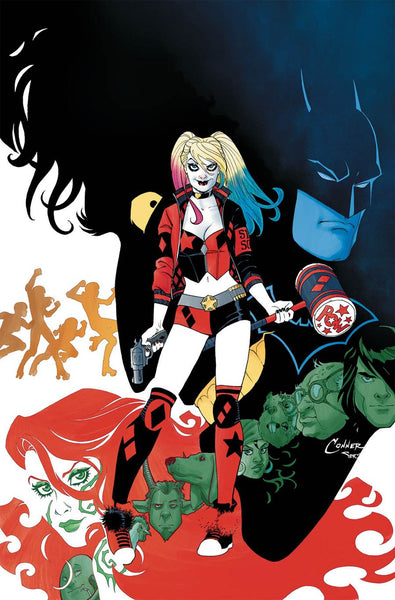 Harley Quinn Vol 3 #1 Cover A Regular Amanda Conner Cover!!!!  * NM *