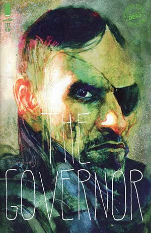Walking Dead #177 Cover B Variant Bill Sienkiewicz Cover * NM  *