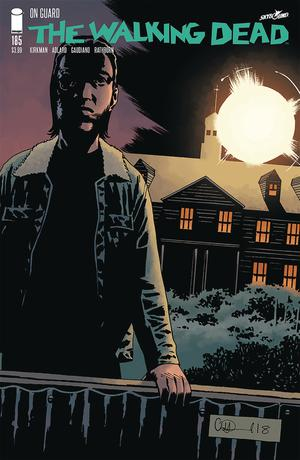 Walking Dead #185 Cover A Regular Charlie Adlard & Dave Stewart Cover     *NM* !!!!