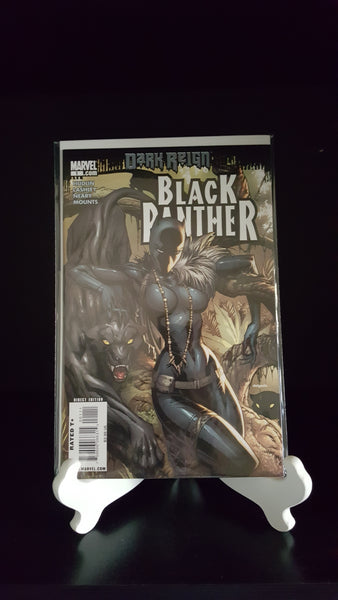 DC Comics * NM * Black Panther # 1 Dark Reign  1st Print....