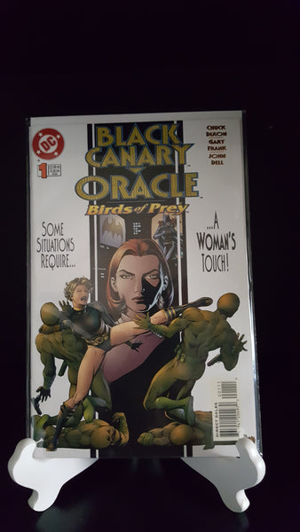 DC Comics Black Canary 0racle Bird Of Prey # 1 One Shot Reg Cvr * NM *