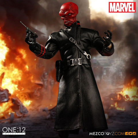 Captain America Red Skull One:12 Collective Action Figure .....Sold Out