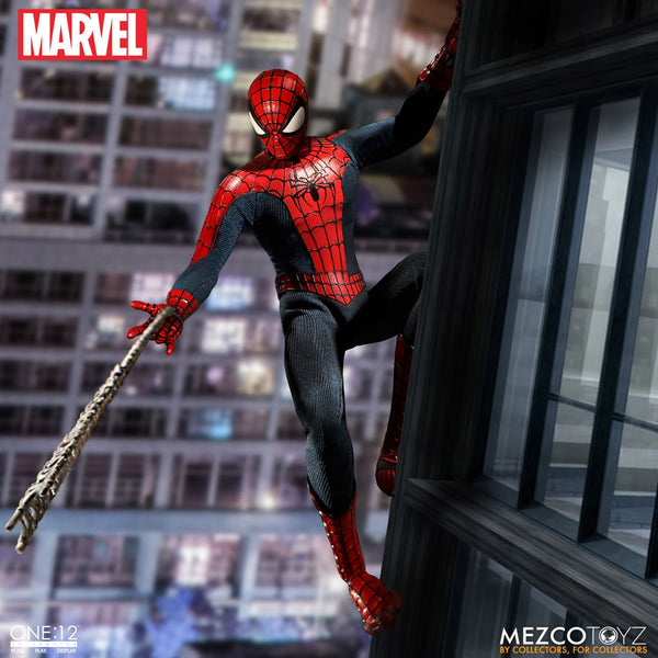 Spider-Man One : 12 Collective Action Figures , Pre-Order Aug - Oct  2017
