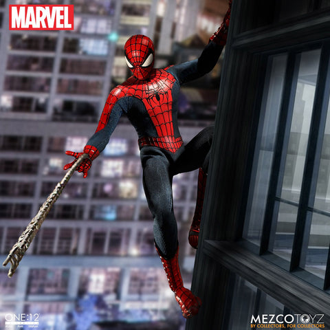 Spider-Man One : 12 Collective Action Figures .