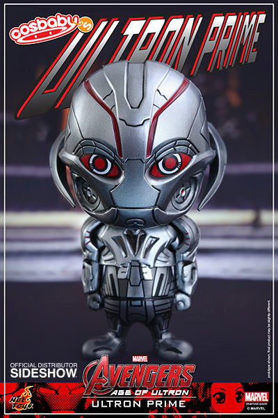 Ultra Prime - Ultra Vinyl Collectibles  By Hot Toys// Avenger Age Of Ultron Cosbaby Series 2* Pre Order Coming In Nov 2015*
