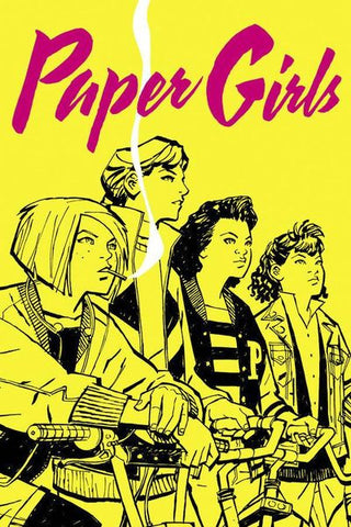 Paper Girls # 1 1st Print , NM ... In Stock !!!!
