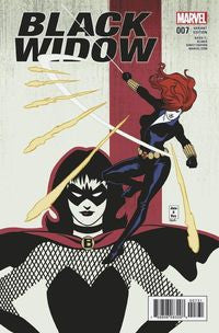 Black Widow #7 (Classic Variant Cover Edition) NM* !!!!