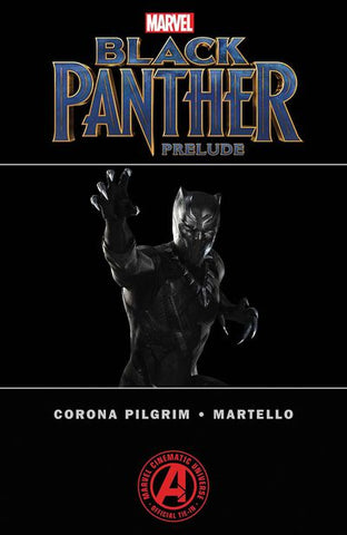 Black Panther Prelude #1 (of 2)   Pre-Order Coming  Oct-18-2017