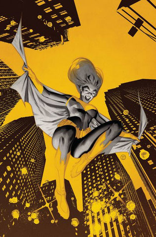 Batgirl # 28 Foil * NM* !!!!  P/O Coming Oct-24-18 ..