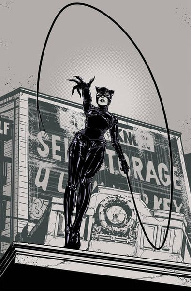 Catwoman #4  Foil Cover * NM* !!!!  Out  Of Stock !!!