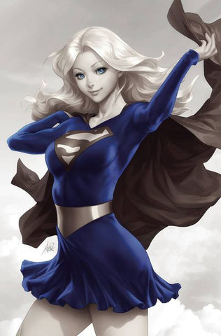 Supergirl # 10 Foil Cover * NM* !!!!