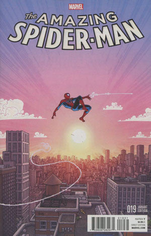 Amazing Spider-Man Vol 4 #19 Cover B Incentive Aaron Kuder Variant  * NM* !!!!