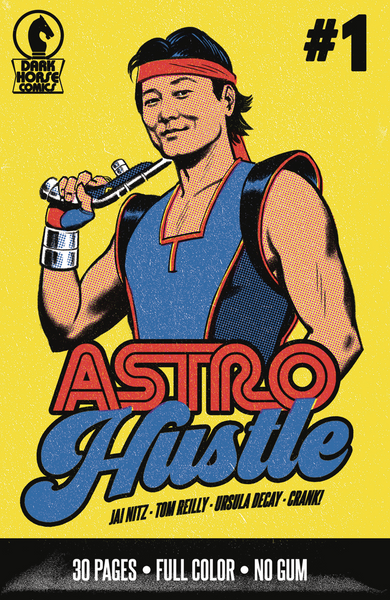 Astro Hustle # 1  B *NM*