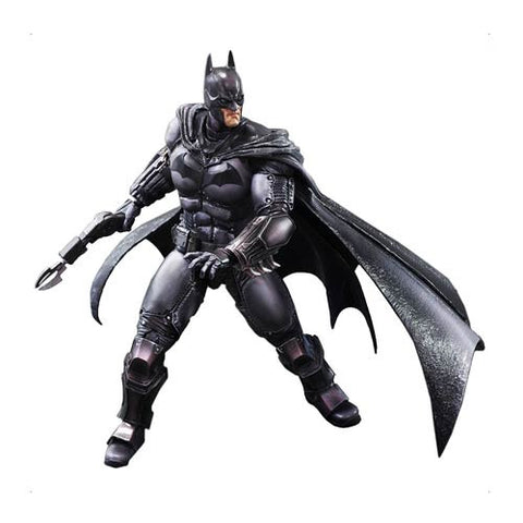 Batman Arkham Origins Play Arts Kai Action Figure 10 -Inch  * Buy  Now *  In Stock !!!