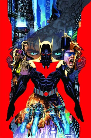 Batman Beyond Vol 6 #1 Cover A Regular Ryan Sook Cover  !!!!  * NM * Pre-Order 10-26-16