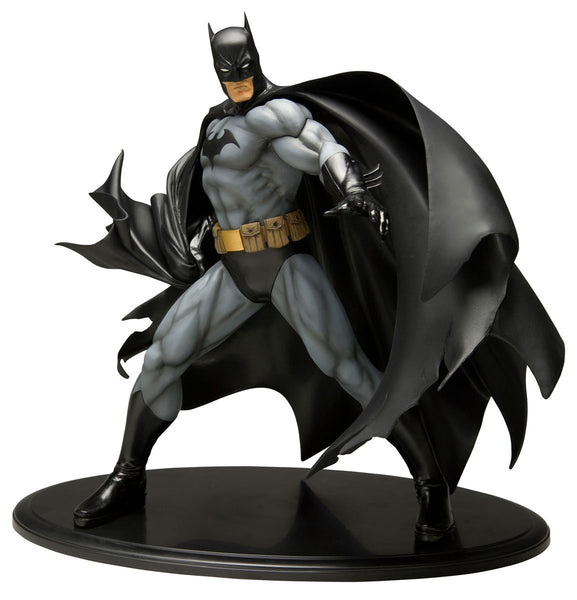 Kotobukiya Batman ArtFX Statue (Black Costume Version)  By Kotobukiya