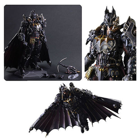 Batman Timeless Steampunk by Hitoshi Kondo Variant Play Arts Kai Action Figure  !!!!
