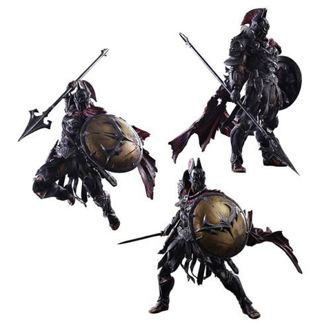 Batman Timeless Sparta Variant Play Arts Kai Action Figure  * Pre-Order Now * Coming in March - 2016