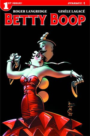 Betty Boop #1 Cover A Regular Howard Chaykin Cover  !!!!  Buy