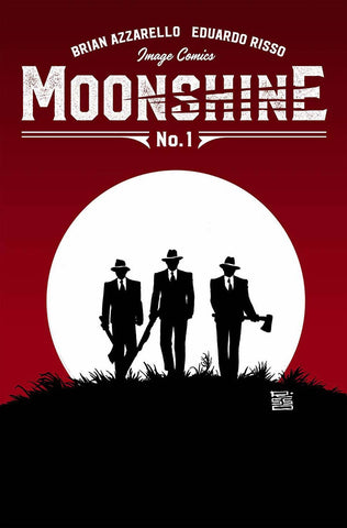 Moonshine # 1 Cover  A  First Print *NM*  !!!