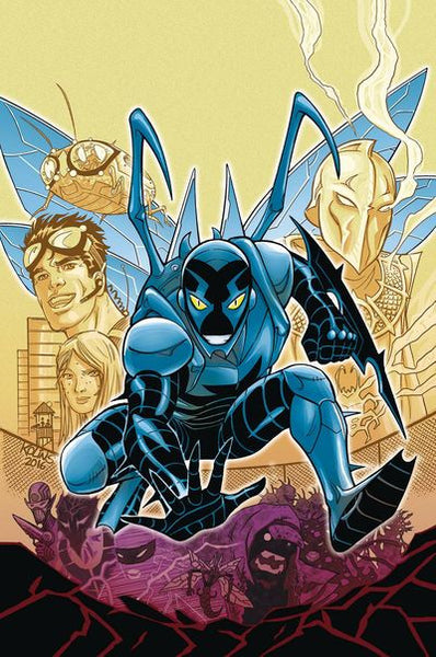 Blue Beetle #1 Pre-Order  Coming Sept-28-2016  *NM*